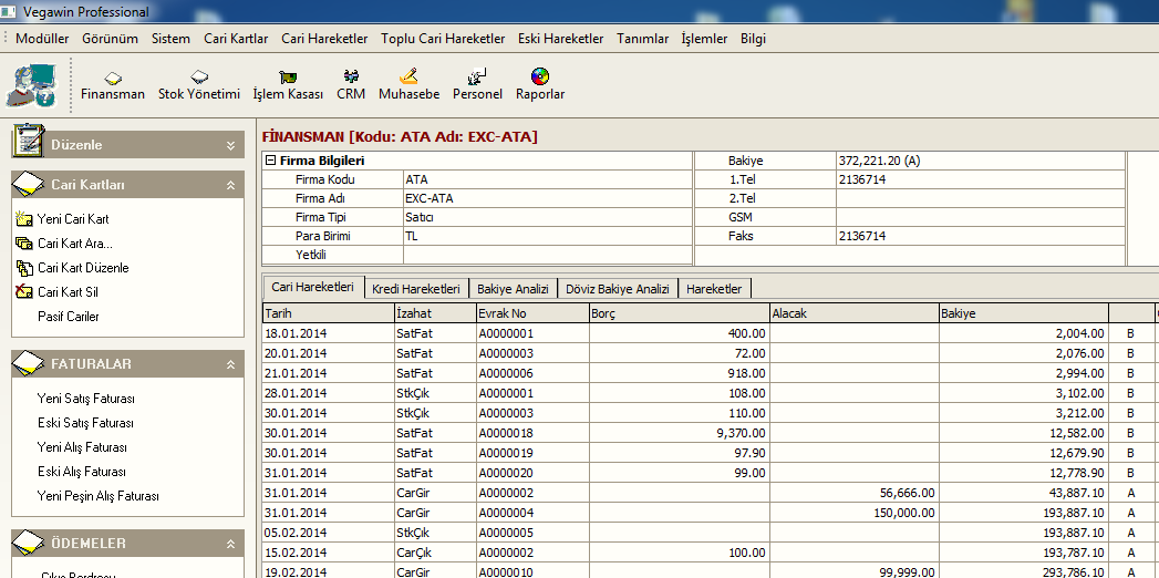 Actfax key generator
